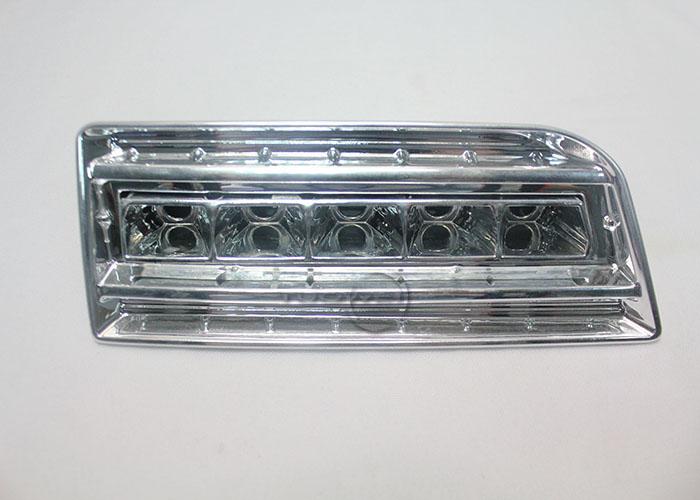 车灯手板模型