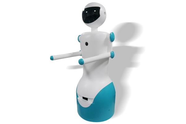 送餐机器人手板