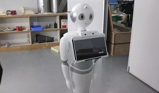 语音机器人手板