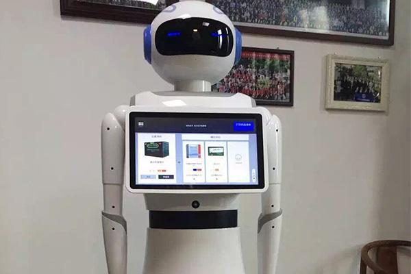 机器人手板