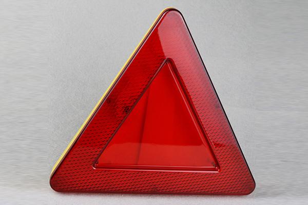 指示灯手板侧面图
