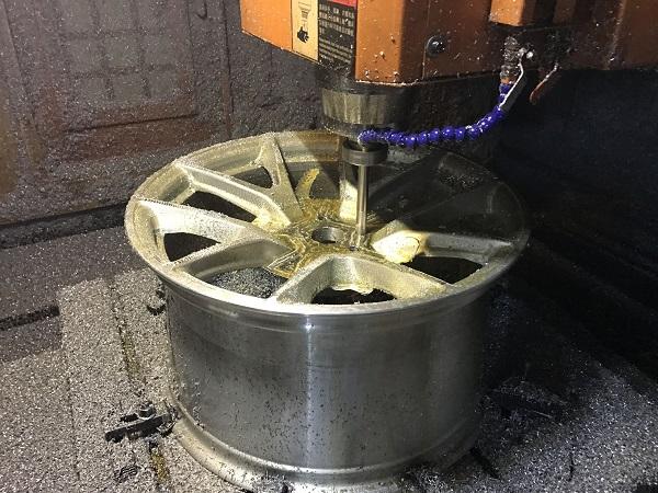 CNC加工细节