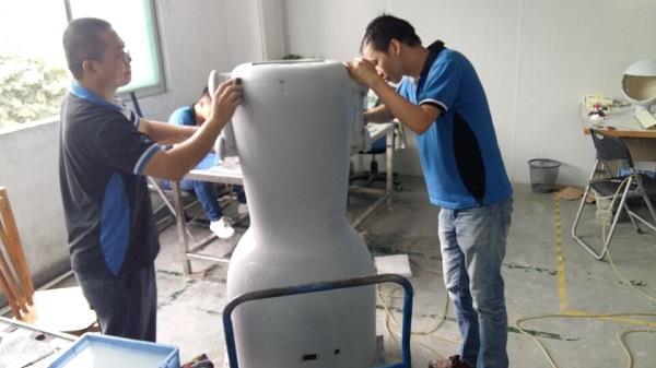 机器人手板定制加工