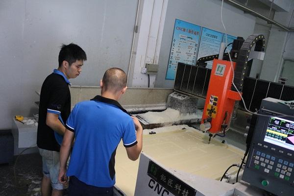 手板模型制作厂家CNC