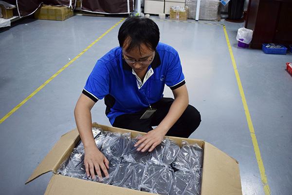 手板模型厂发货
