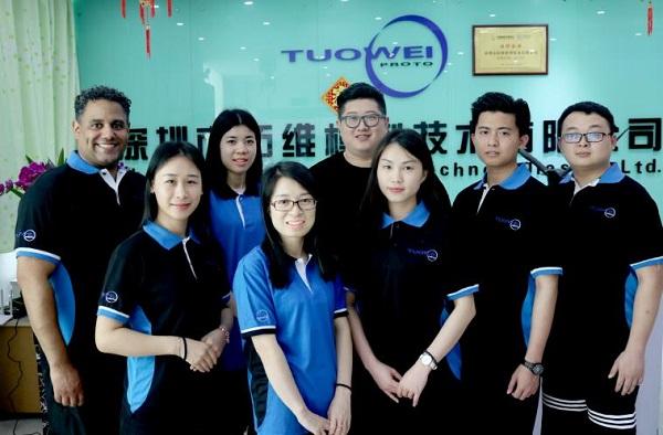 深圳手板模型厂外贸团队