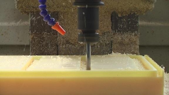 塑料手板模型制作