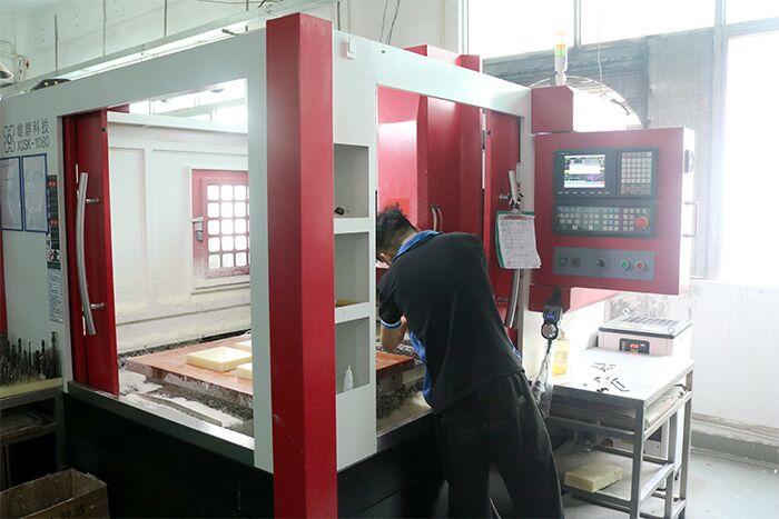 塑料手板模型制作厂五轴机