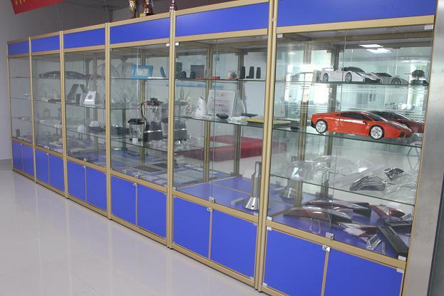广州市手板厂样品柜