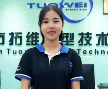 深圳市手板模型厂辛小姐