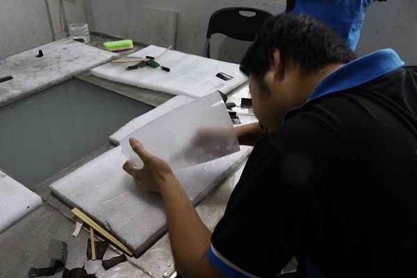 加工生产手板